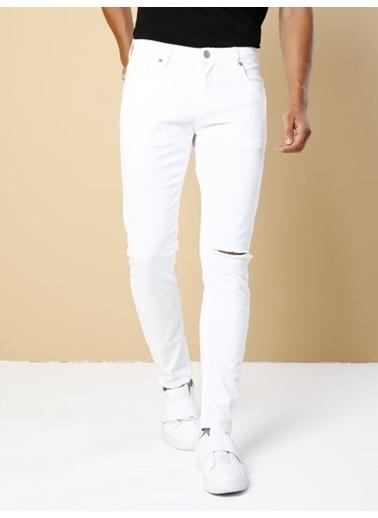Colin's Pantolon Beyaz